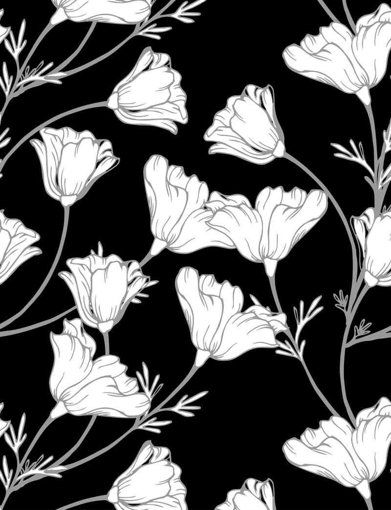 Coloriages Mandala Anti Stress Gratuits Le Jardin Nocturne